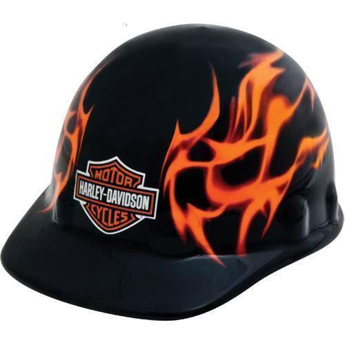 protection pour le visage et la t te casque de s curit harley davidson flamme. Black Bedroom Furniture Sets. Home Design Ideas